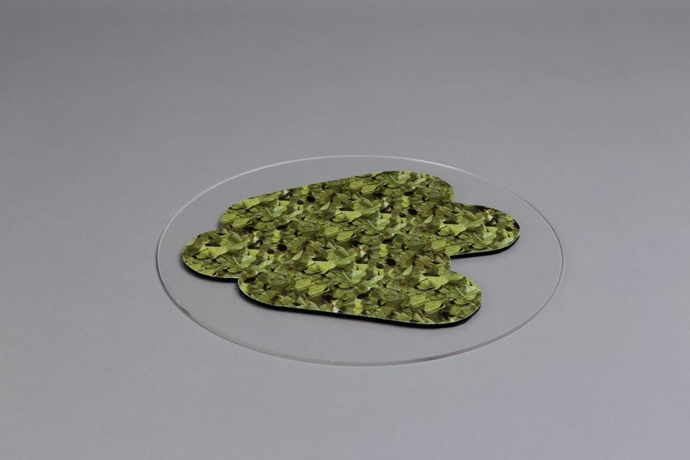 Rachel Pimm, <i>Eco Culture Mouse Mat</i>, 2014