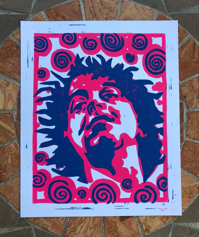 Image of Gene Ween print