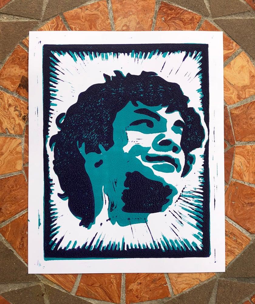 Image of Dean Ween print