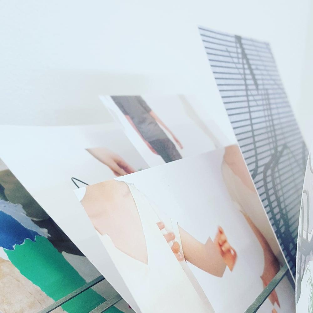 Image of Set of 6 Artist Postcards