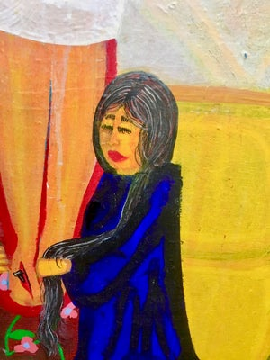 Image of Mary Magdalene at the Cross by Gary Todak
