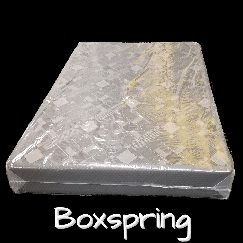 Image of Box Springs
