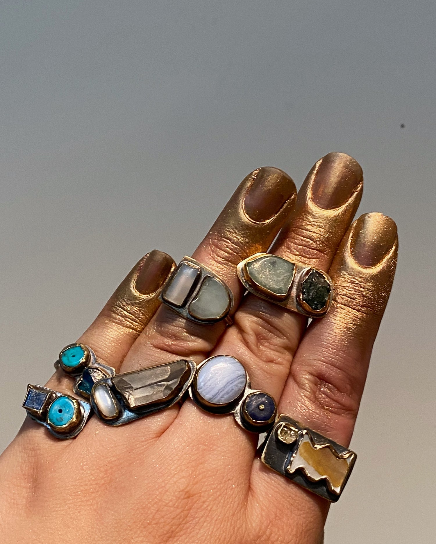 Image of Collage Ring 5