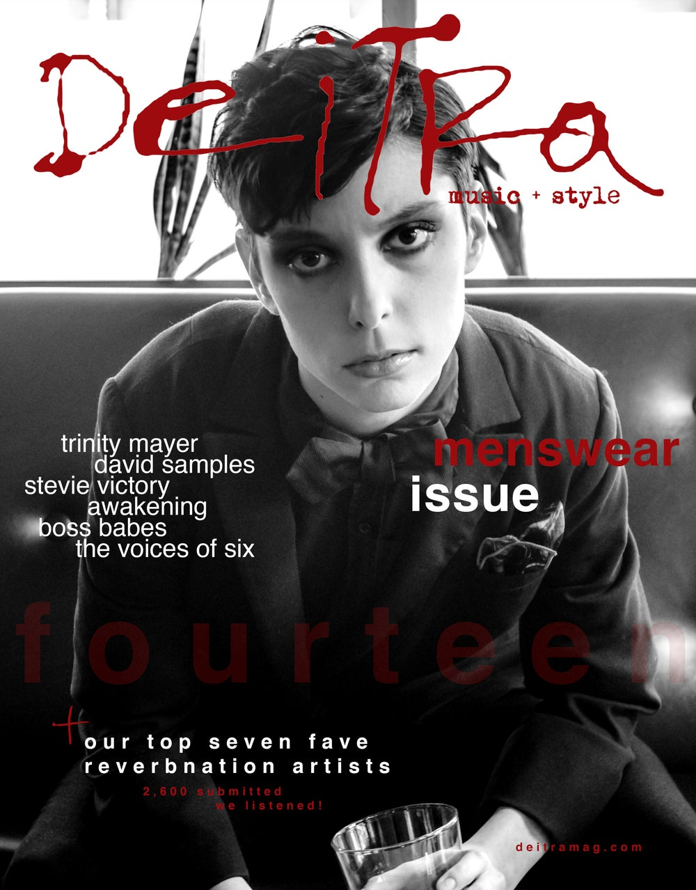 Image of NEW! Issue 14: Menswear Issue