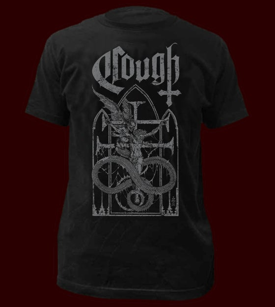 "Image of COUGH - ""Brimstone"" Shirt"