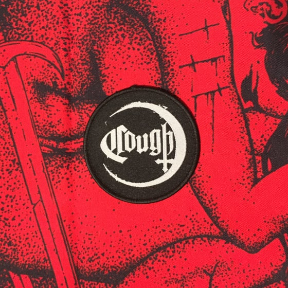 Image of COUGH - Logo Embroidered Patch