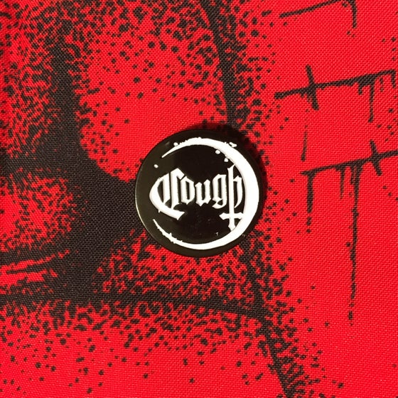 Image of COUGH - Enamel Logo Pin