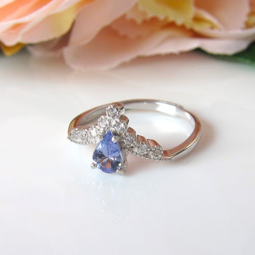 Image of Tanzanite Empress ring