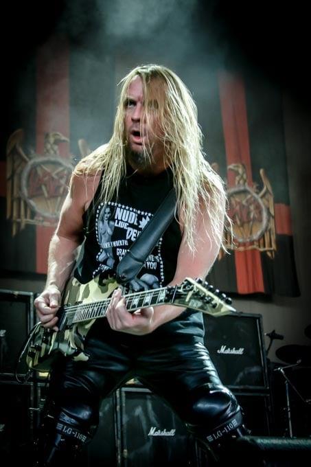 Image of Jeff Hanneman Canvas Wraps etc