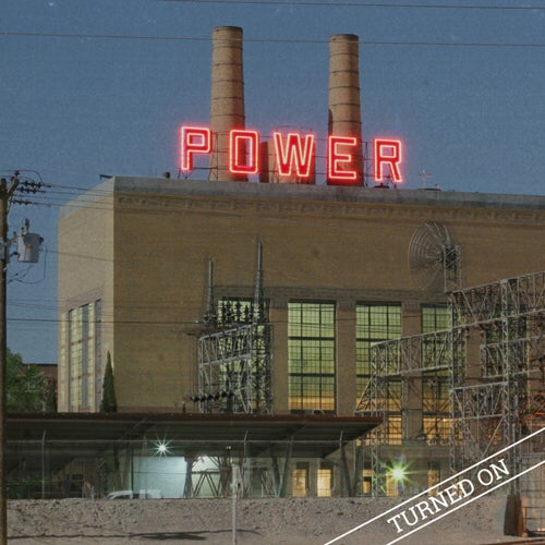 Image of POWER - TURNED ON LP (CDooNINETEEN)