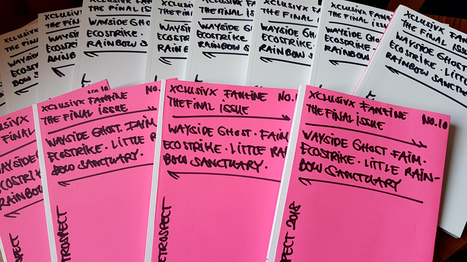 Image of last chance: the final issue #10