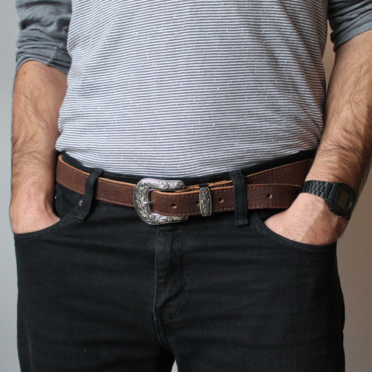 Image of Wild West Belt 35-40""