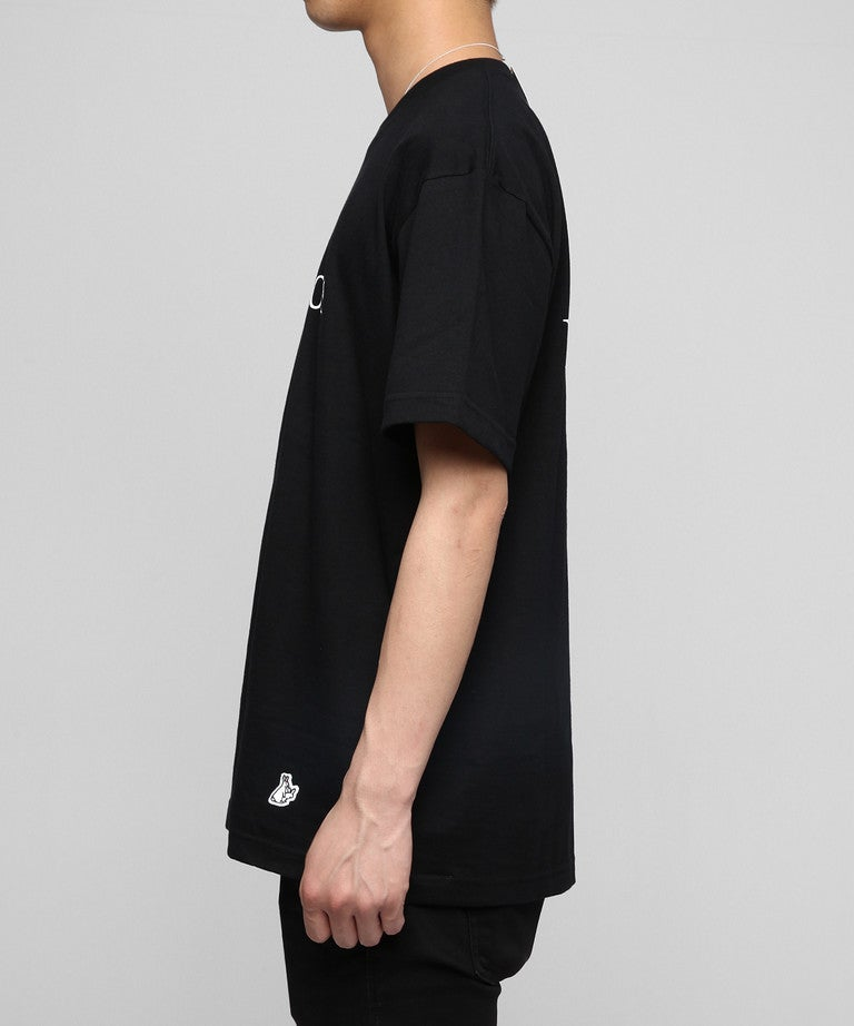 Image of FR2 - NO PHOTOS TEE (BLACK)