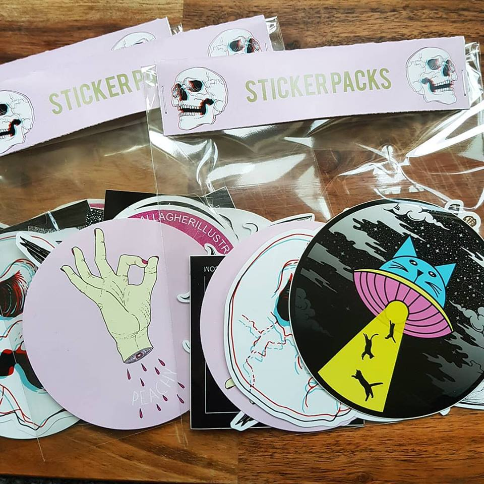 Image of Sticker Packs