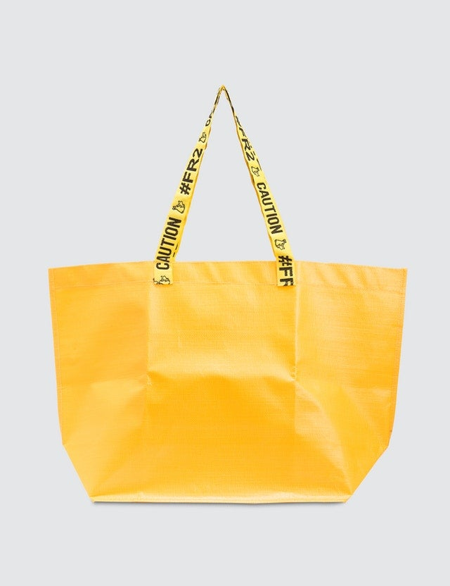 Image of FR2 - BIG SIZE BAG (YELLOW)