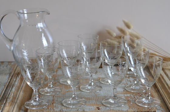 Image of Ensemble Verres-Pichet