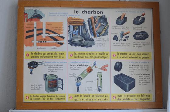 Image of Affiche d'école