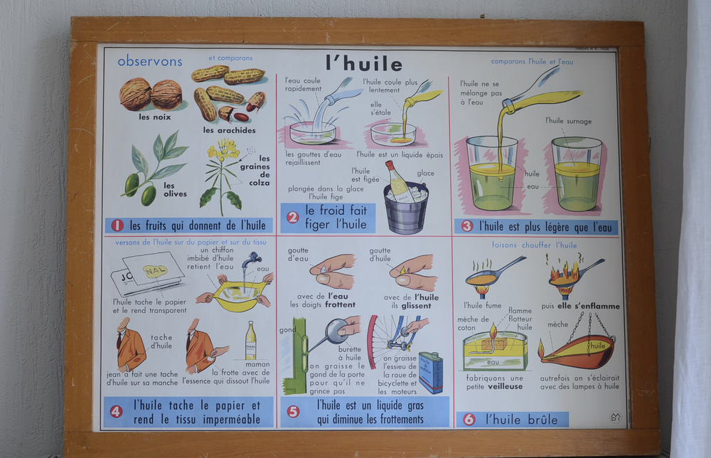 Image of Affiche scolaire