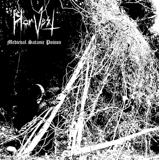 "Image of Harvest - ""Medieval Satanic Poison"" CD"