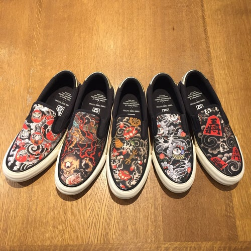 Image of GANJI YOKAI 3T UBIQ SLIP ON 2