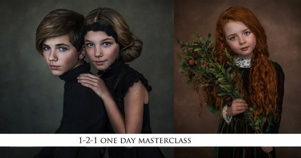 Image of 1-2-1 ONE DAY MASTERCLASS IN MY STUDIO - UNITED KINGDOM - KETTERING NN16