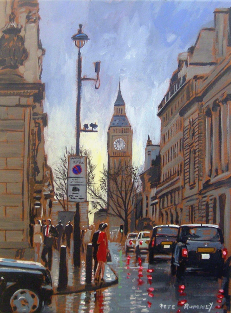 Image of London Rush Hour
