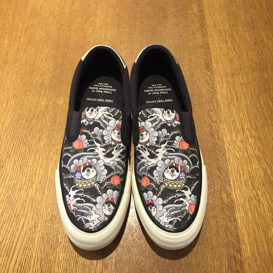 Image of NAMI FUKUINU 3T UBIQ SLIP ON