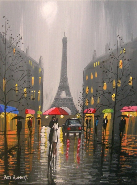 Image of Lost In Paris With You