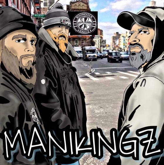 Image of ManiKingz Cd's (BoonDock Kingz and Mic Manik)