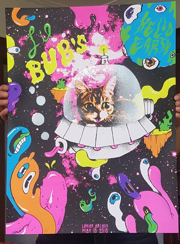 Image of Lil Bub's Hello Earth