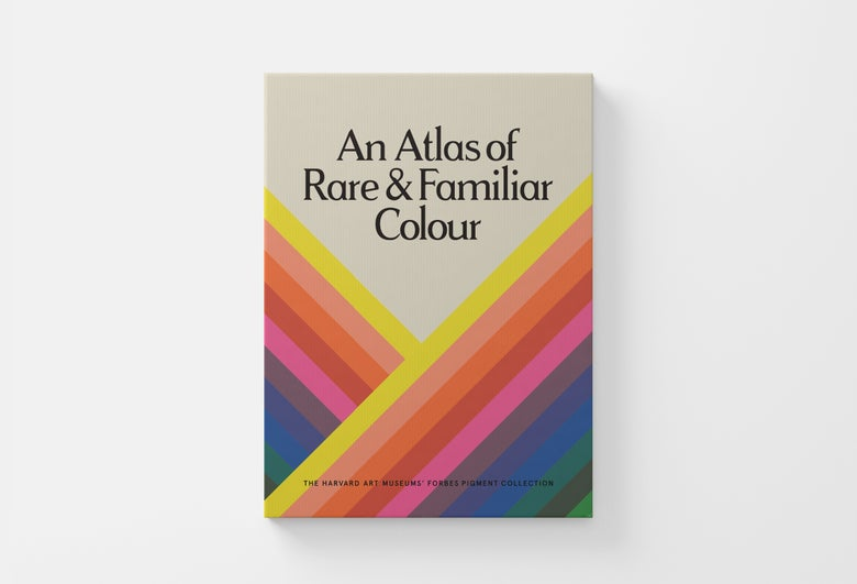 Image of An Atlas of Rare & Familiar Colour, Paperback (backordered)