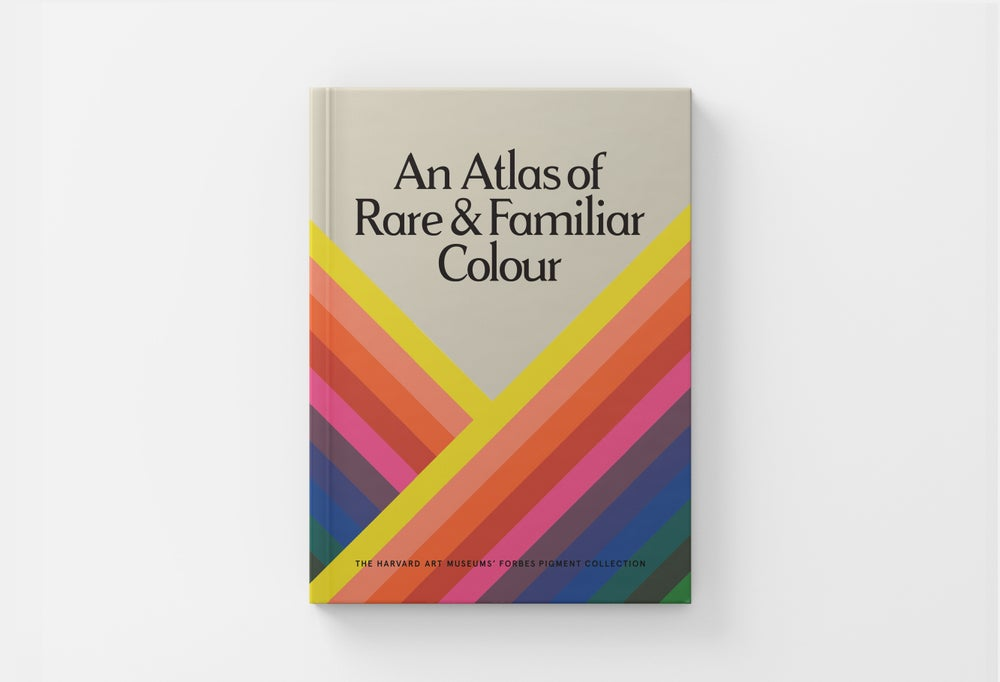 Image of An Atlas of Rare & Familiar Colour, Hardback (backordered)