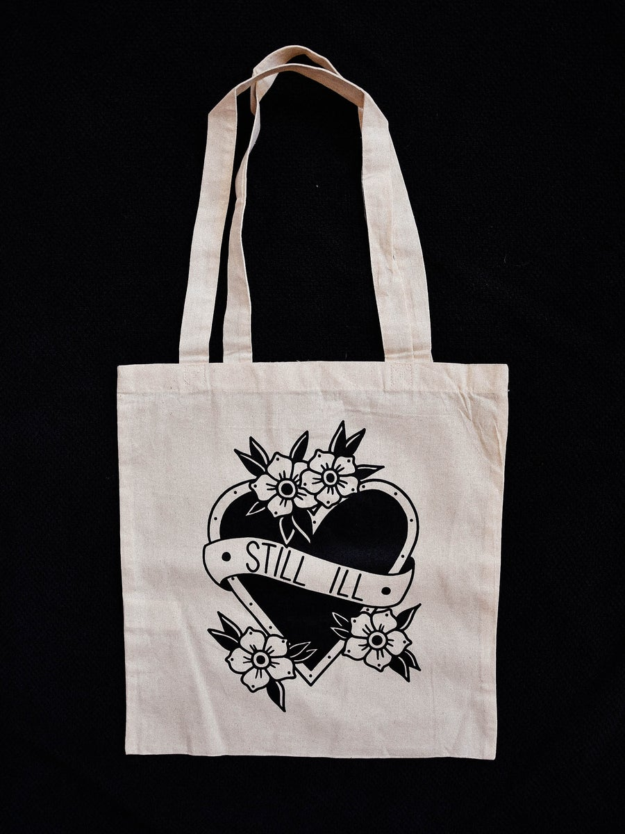 Image of Totebag Still Ill