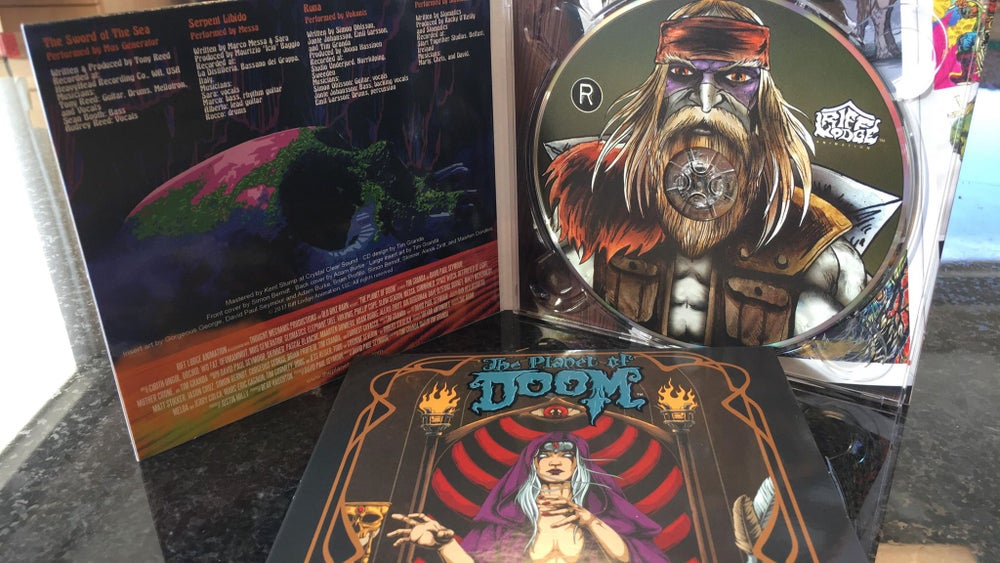 Image of Planet of Doom: First Contact CD