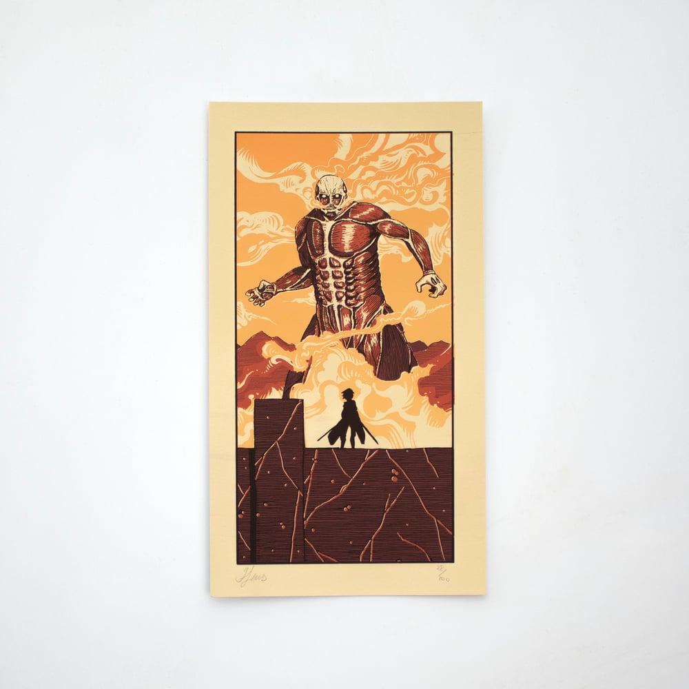 Image of 'THE TITAN'