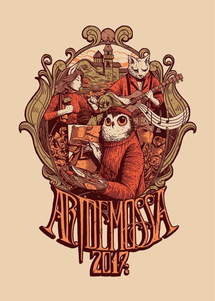 Image of 'ARTDEMOSSA 2017'
