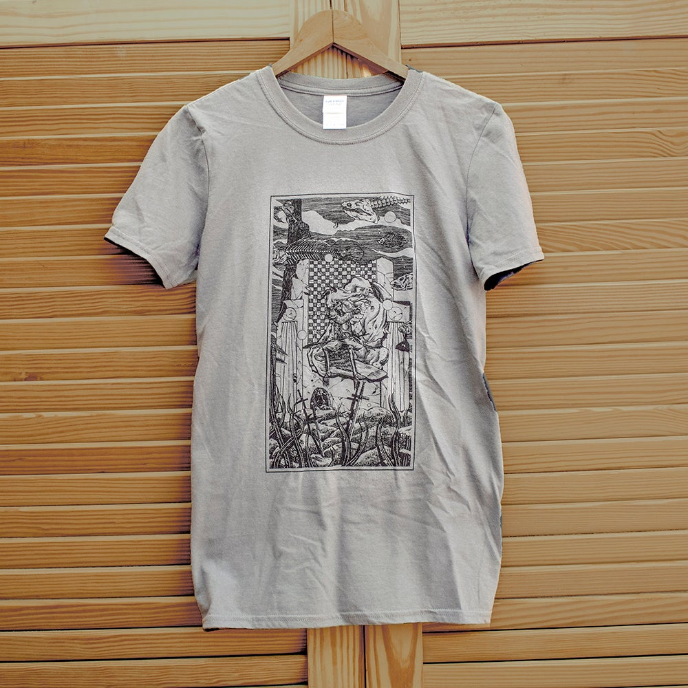 Image of 'SOVEREIGN' Deadwoodtree T-Shirt DEAD