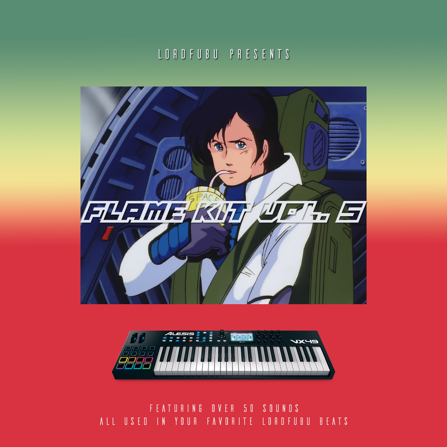 Image of FLAME KIT VOL. 5