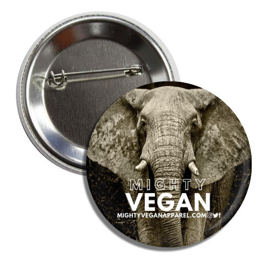 Image of MIGHTY ELEPHANT BUTTON
