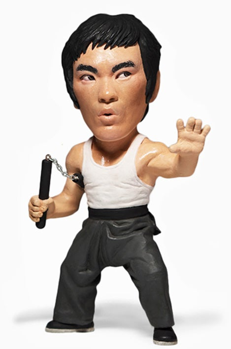 Image of BRUCE LEE (LITTLE DRAGON)