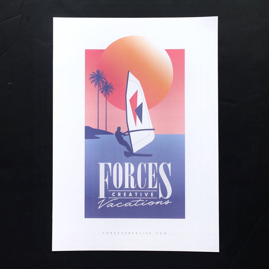Image of VACATIONS by Forces Creative