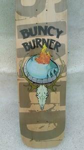 """Image of Alex Buncy """"Buncy Burner"""" model"""