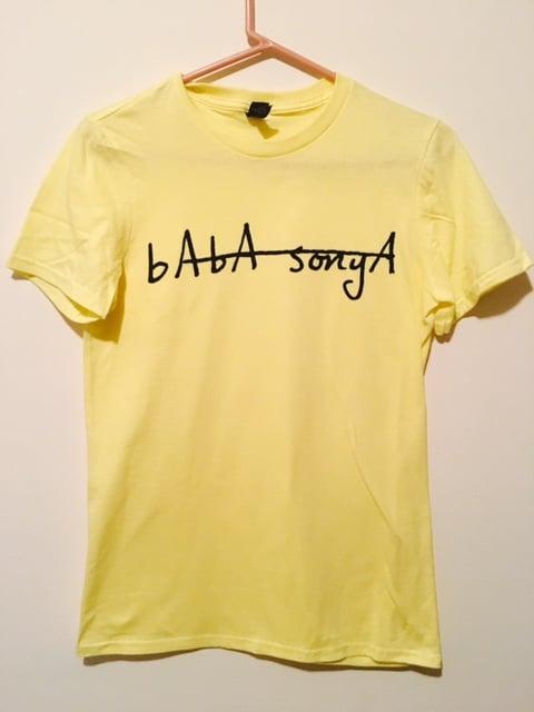 Image of Baba Sonya Logo Tee