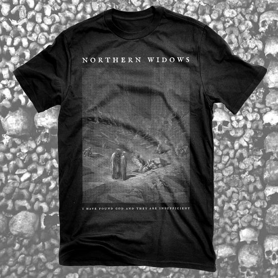 Image of Northern Widows - Way Of Suffering Shirt
