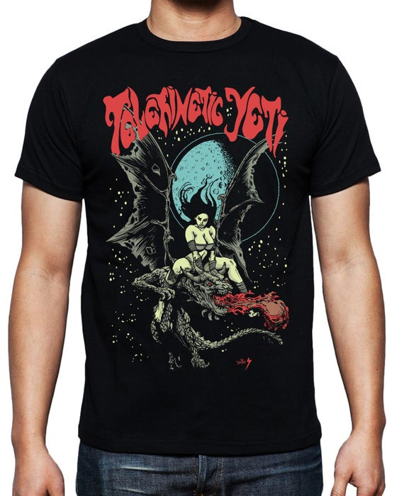 Image of Dragonrider T Shirt Preorder