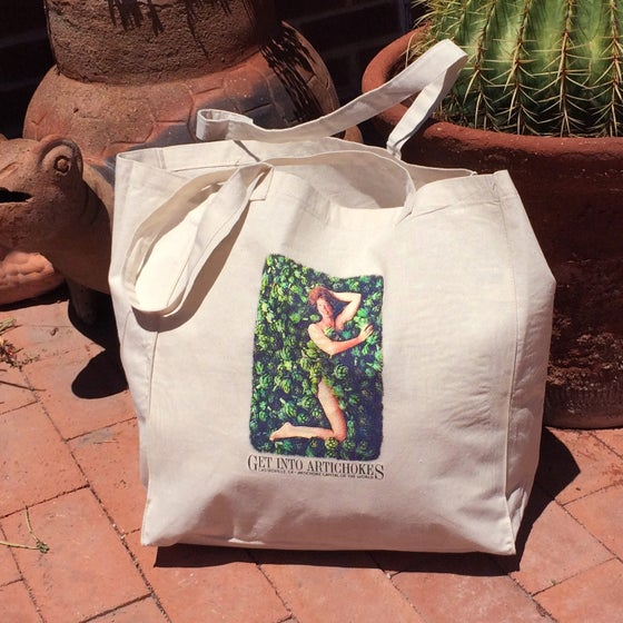 Image of Market Tote Bag