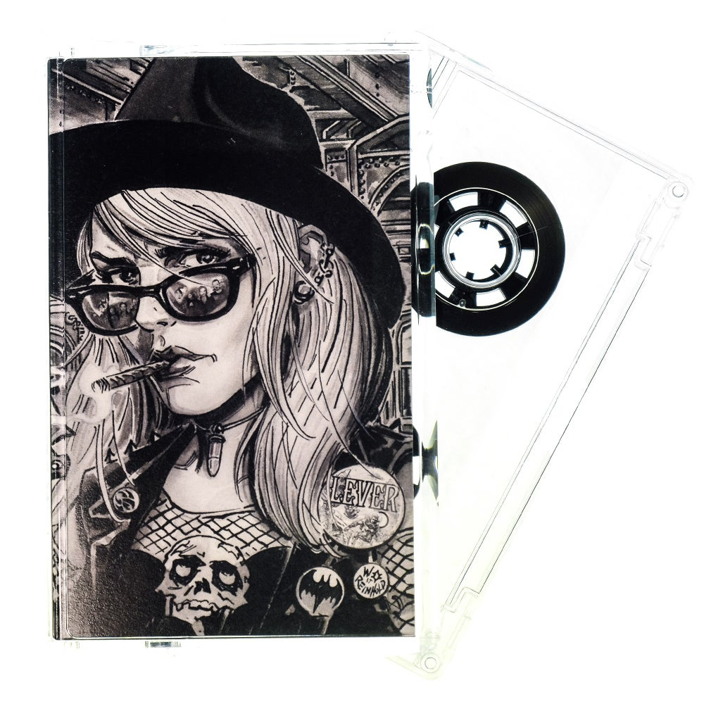"""Image of Lever - """"Ms. Lead"""" Cassette Tape (Midwest Action)"""