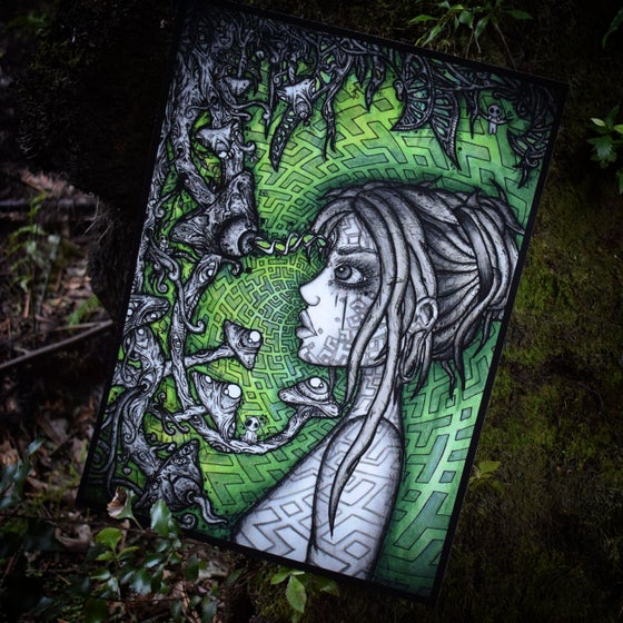 Image of Natures teacher- A3 Prints