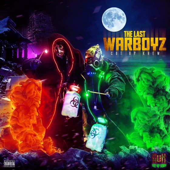 Image of The Last Warboyz -(Pre Order)
