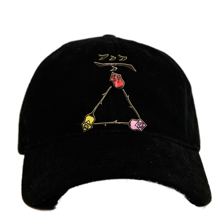 Image of mia rose dad cap 2